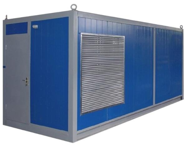 Дизельный генератор EUROPOWER EP 600 TDE в контейнере
