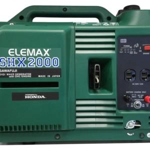 Бензогенератор ELEMAX SHX2000-R