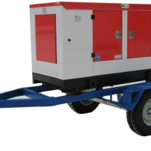 Дизельный генератор АЗИМУТ АД-24-Т400-2РКМ11 на шасси с АВР