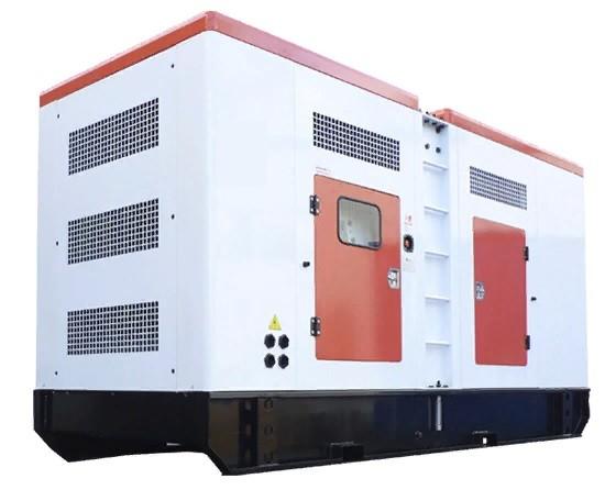Дизельный генератор АЗИМУТ АД-580С-Т400-2РКМ11 в кожухе с АВР