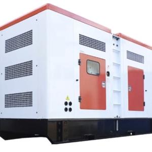 Дизельный генератор АЗИМУТ АД-640С-Т400-2РКМ11 в кожухе с АВР