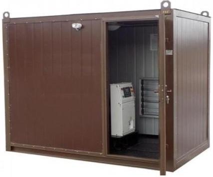 Дизельный генератор АЗИМУТ АД-50С-Т400-2РНМ11в контейнере с АВР