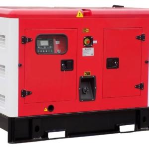 Дизельный генератор АЗИМУТ АД-10С-Т400-2РКМ11 в кожухе с АВР