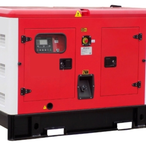 Дизельный генератор АЗИМУТ АД-140С-Т400-2РКМ11 в кожухе с АВР