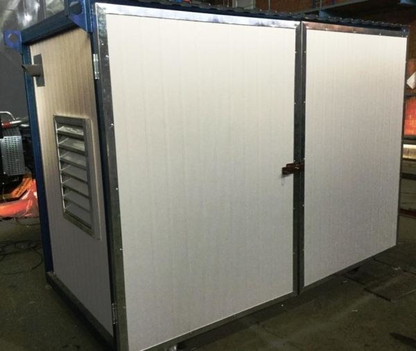 Дизельный генератор GMGen GMK27 в контейнере