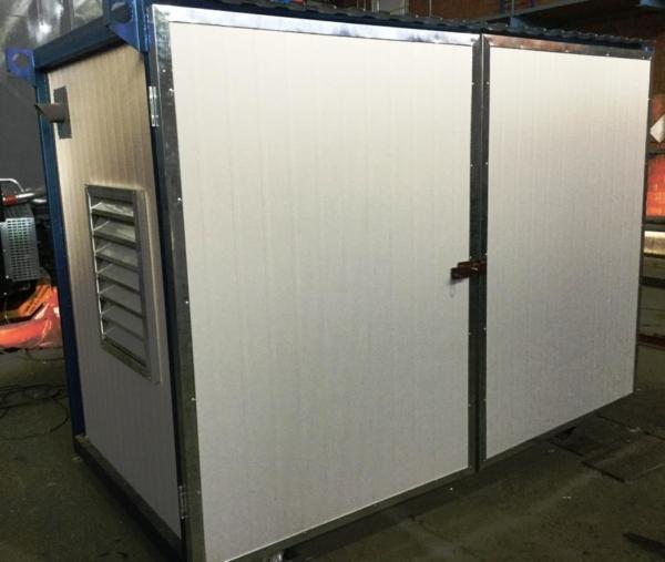Дизельный генератор GMGen GMK12 в контейнере с АВР