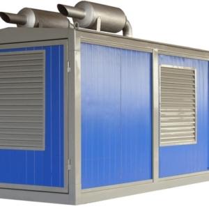 Дизельный генератор GMGen GMC2500 в контейнере с АВР