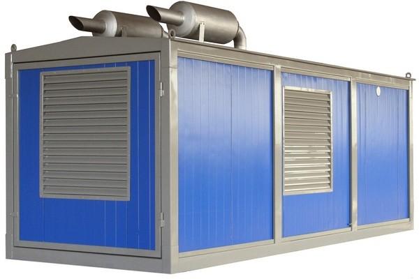 Дизельный генератор GMGen GMC3000 в контейнере с АВР
