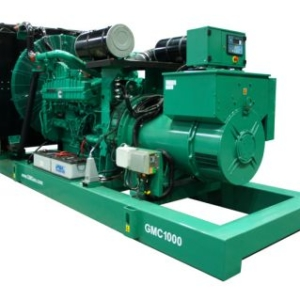 Дизельный генератор GMGen GMC1000 с АВР