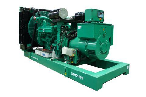 Дизельный генератор GMGen GMC1100 с АВР