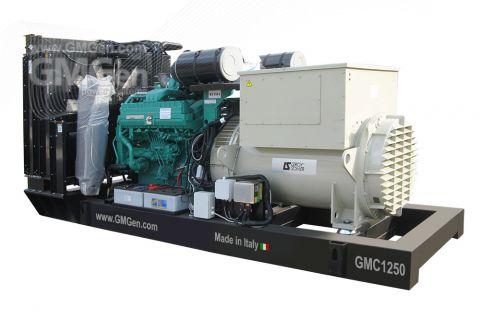 Дизельный генератор GMGen GMC1250