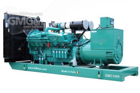 Дизельный генератор GMGen GMC1400 с АВР