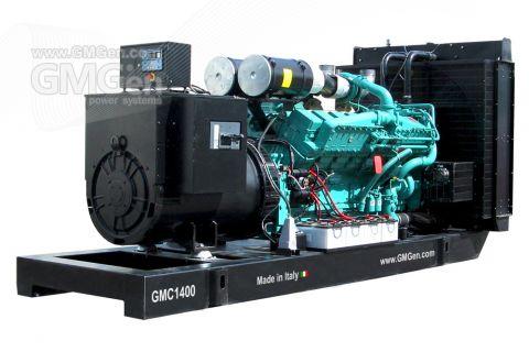 Дизельный генератор GMGen GMC1400EC