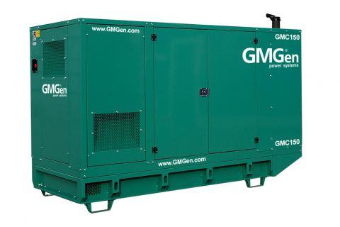 Дизельный генератор GMGen GMC150 в кожухе с АВР