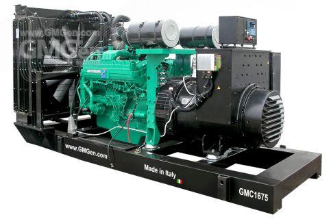 Дизельный генератор GMGen GMC1675 с АВР