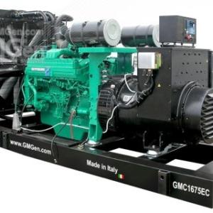 Дизельный генератор GMGen GMC1675EC с АВР