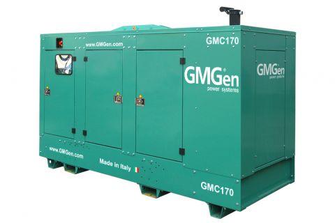 Дизельный генератор GMGen GMC170 в кожухе с АВР