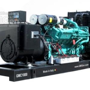 Дизельный генератор GMGen GMC1800