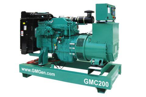 Дизельный генератор GMGen GMC200 с АВР