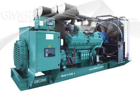 Дизельный генератор GMGen GMC2000 с АВР