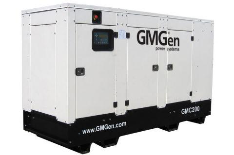 Дизельный генератор GMGen GMC200 в кожухе с АВР
