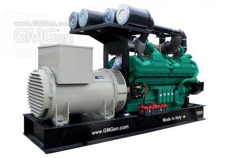 Дизельный генератор GMGen GMC2500 с АВР