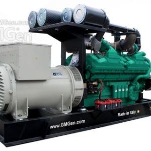 Дизельный генератор GMGen GMC2500