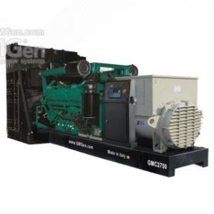 Дизельный генератор GMGen GMC2750
