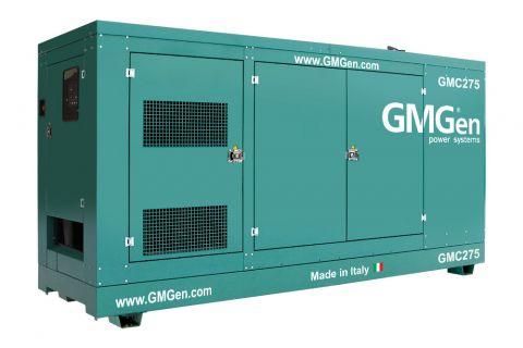Дизельный генератор GMGen GMC275 в кожухе с АВР