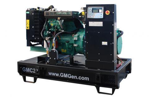 Дизельный генератор GMGen GMC28 с АВР