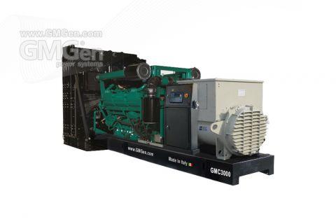 Дизельный генератор GMGen GMC3000 с АВР