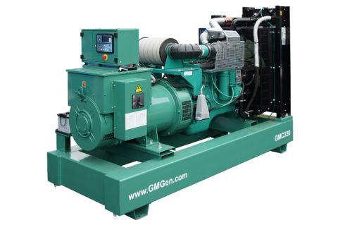 Дизельный генератор GMGen GMC330