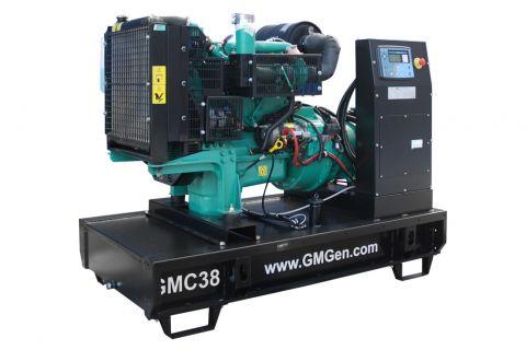 Дизельный генератор GMGen GMC38 с АВР