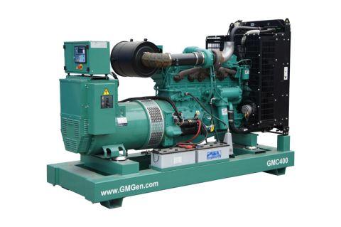 Дизельный генератор GMGen GMC400