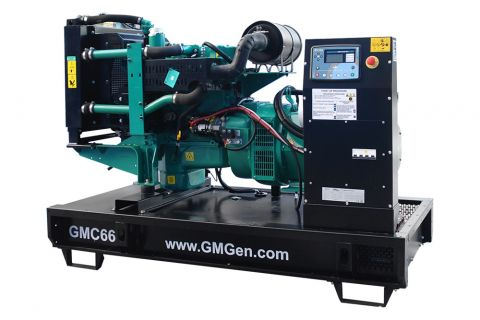Дизельный генератор GMGen GMC66 с АВР