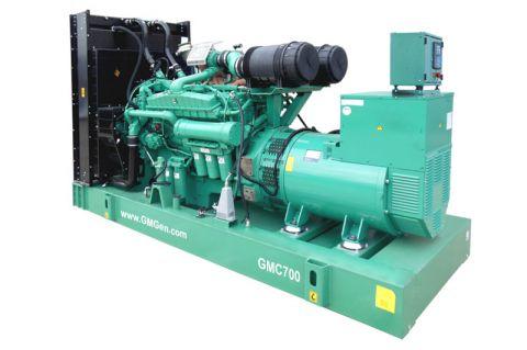 Дизельный генератор GMGen GMC700