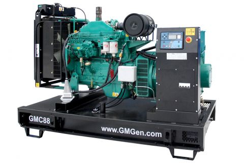 Дизельный генератор GMGen GMC88 с АВР