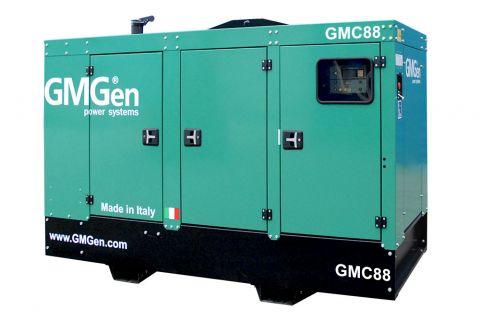 Дизельный генератор GMGen GMC88 в кожухе с АВР