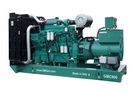 Дизельный генератор GMGen GMC900 с АВР