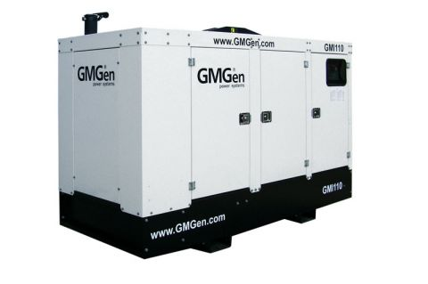 Дизельный генератор GMGen GMI110 в кожухе с АВР