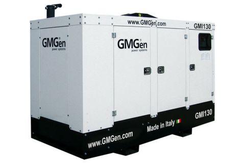 Дизельный генератор GMGen GMI130 в кожухе с АВР
