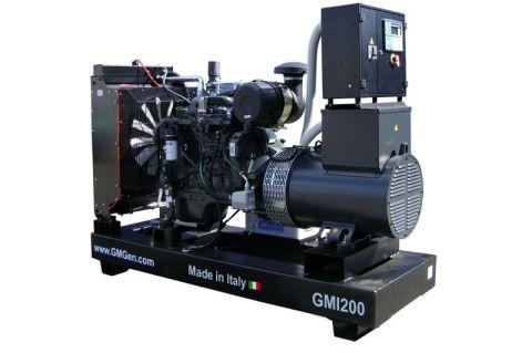 Дизельный генератор GMGen GMI200 с АВР