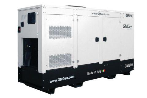 Дизельный генератор GMGen GMI200 в кожухе с АВР
