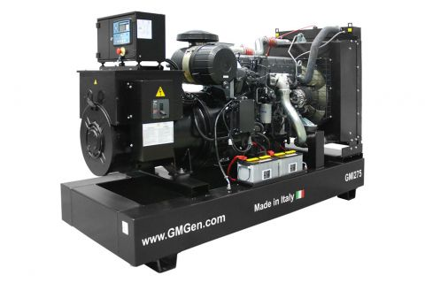 Дизельный генератор GMGen GMI275 с АВР