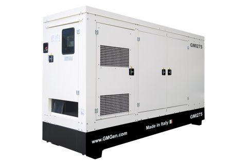 Дизельный генератор GMGen GMI275 в кожухе с АВР