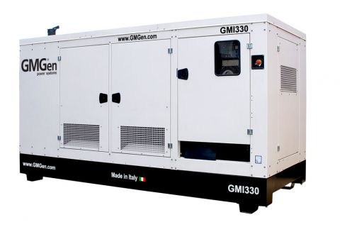 Дизельный генератор GMGen GMI330 в кожухе с АВР