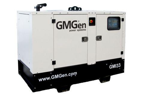 Дизельный генератор GMGen GMI33 в кожухе