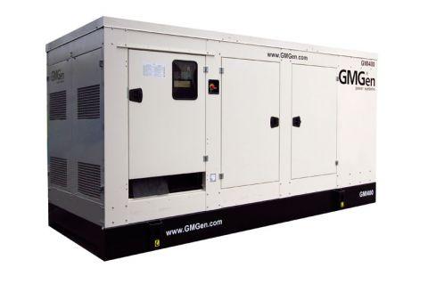 Дизельный генератор GMGen GMI400 в кожухе с АВР