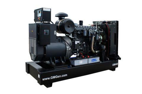 Дизельный генератор GMGen GMI440 с АВР