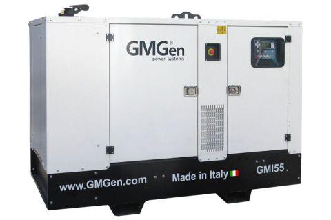 Дизельный генератор GMGen GMI55 в кожухе